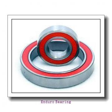 60 mm x 95 mm x 23 mm  60 mm x 95 mm x 23 mm  Enduro GE 60 SX plain bearings