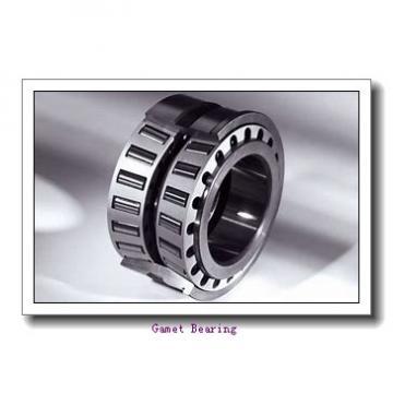 190 mm x 266,7 mm x 52 mm  190 mm x 266,7 mm x 52 mm  Gamet 204190/204266X tapered roller bearings