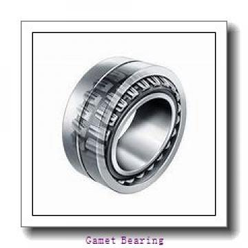 93,663 mm x 152,4 mm x 33,75 mm  93,663 mm x 152,4 mm x 33,75 mm  Gamet 131093X/131152XC tapered roller bearings