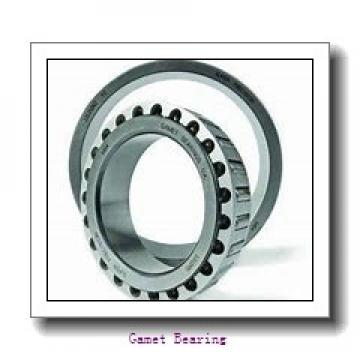 152,4 mm x 222,25 mm x 49 mm  152,4 mm x 222,25 mm x 49 mm  Gamet 183152X/183222XC tapered roller bearings