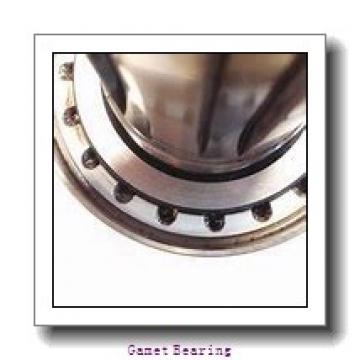 44,45 mm x 88,9 mm x 28 mm  44,45 mm x 88,9 mm x 28 mm  Gamet 119044X/119088XP tapered roller bearings