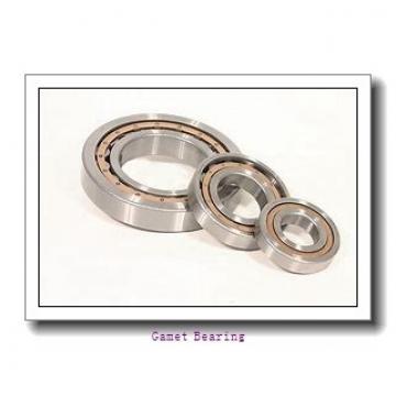 90 mm x 152,4 mm x 42 mm  90 mm x 152,4 mm x 42 mm  Gamet 160090/160152XC tapered roller bearings