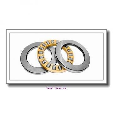 145 mm x 256 mm x 51 mm  145 mm x 256 mm x 51 mm  Gamet 203145/203235 tapered roller bearings