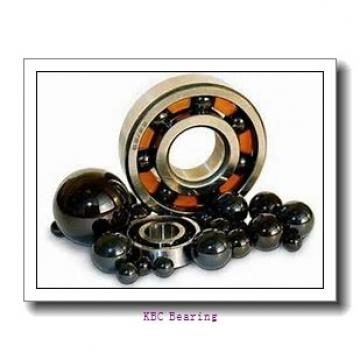 80 mm x 170 mm x 39 mm  80 mm x 170 mm x 39 mm  KBC 6316 deep groove ball bearings