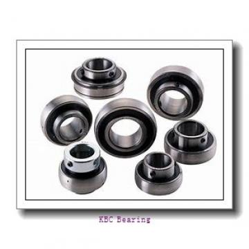 30 mm x 62 mm x 16 mm  30 mm x 62 mm x 16 mm  KBC 6206DD deep groove ball bearings