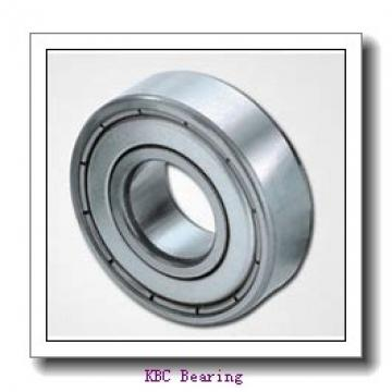 60 mm x 130 mm x 31 mm  60 mm x 130 mm x 31 mm  KBC 6312DD deep groove ball bearings