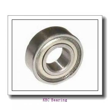 10 mm x 30 mm x 9 mm  10 mm x 30 mm x 9 mm  KBC 6200DD deep groove ball bearings
