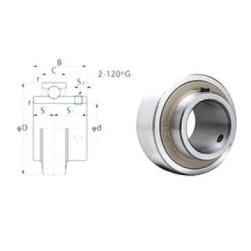 15,875 mm x 47 mm x 31 mm  15,875 mm x 47 mm x 31 mm  FYH RB202-10 deep groove ball bearings