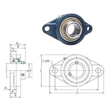 FYH UCFL210-31 bearing units
