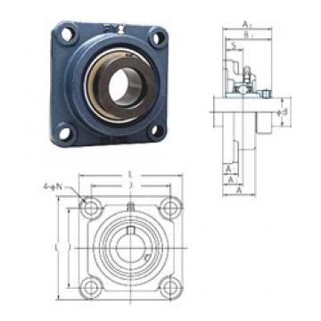 FYH NANF211 bearing units