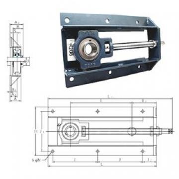 FYH UCTH210-300 bearing units