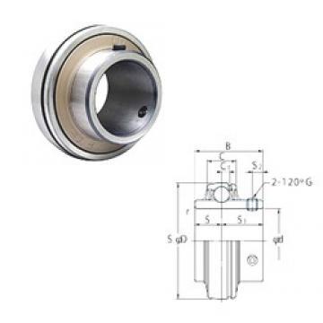 31,75 mm x 72 mm x 42,9 mm  31,75 mm x 72 mm x 42,9 mm  FYH UC207-20 deep groove ball bearings