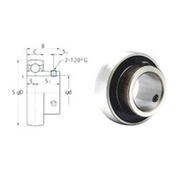 20 mm x 47 mm x 25 mm  20 mm x 47 mm x 25 mm  FYH SB204 deep groove ball bearings