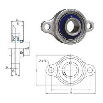 FYH USFL004S6 bearing units
