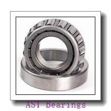 AST 71820C angular contact ball bearings