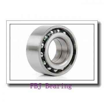 190 mm x 290 mm x 75 mm  190 mm x 290 mm x 75 mm  FBJ 23038K spherical roller bearings