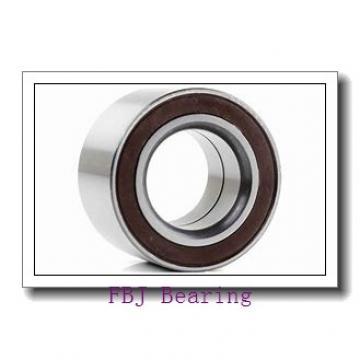 6,35 mm x 15,875 mm x 4,978 mm  6,35 mm x 15,875 mm x 4,978 mm  FBJ FR4ZZ deep groove ball bearings