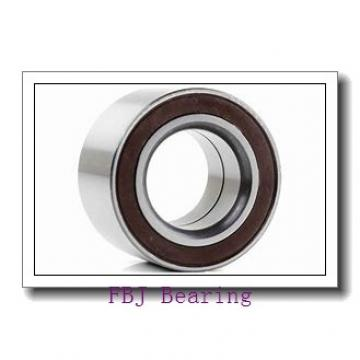 6 mm x 15 mm x 5 mm  6 mm x 15 mm x 5 mm  FBJ 696 deep groove ball bearings