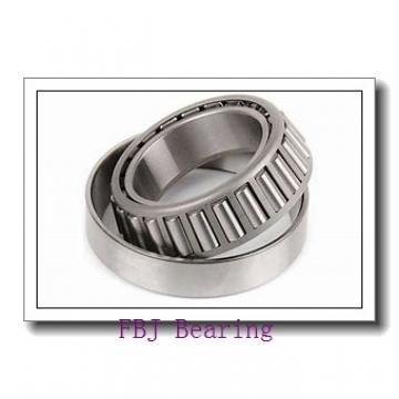 35 mm x 72 mm x 23 mm  35 mm x 72 mm x 23 mm  FBJ 62207-2RS deep groove ball bearings