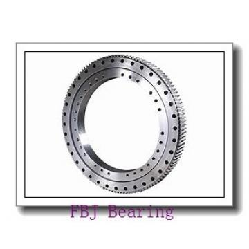28,575 mm x 63,5 mm x 15,875 mm  28,575 mm x 63,5 mm x 15,875 mm  FBJ 1652-2RS deep groove ball bearings
