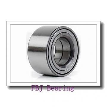 7 mm x 13 mm x 4 mm  7 mm x 13 mm x 4 mm  FBJ MF137ZZ deep groove ball bearings