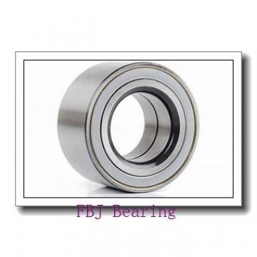 75 mm x 160 mm x 37 mm  75 mm x 160 mm x 37 mm  FBJ 6315-2RS deep groove ball bearings