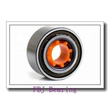 90 mm x 190 mm x 43 mm  90 mm x 190 mm x 43 mm  FBJ NUP318 cylindrical roller bearings